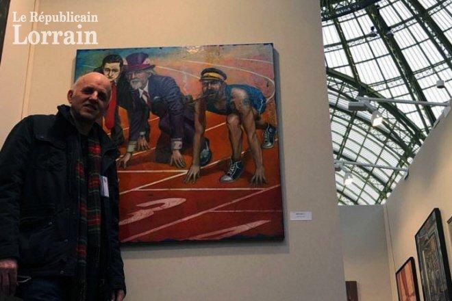 Un peintre de #STIRING à #PARIS https://c.republicain-lorrain.fr/edition-de-forbach/2019/02/19/didier-kriebs-son-tableau-au-grand-palais-a-paris?preview=true…