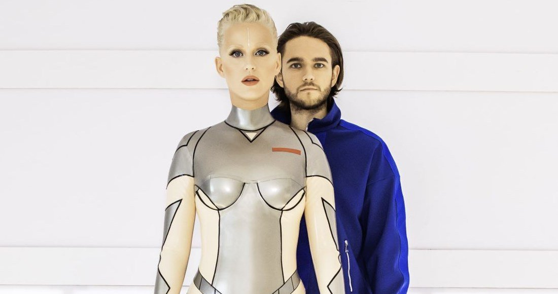 Official 🇬🇧 Chart Update: @Zedd & @KatyPerry - 365 = Number 26 🆕 https://t.co/yw6VAzzXNo