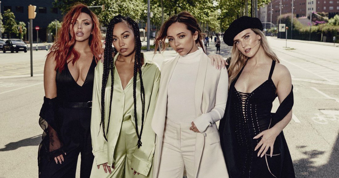 Official Chart Update: @LittleMix's Think About Us ft. @tydollasign is set to return to the Top 40 this Friday after the release of its music video  https://t.co/yw6VAzzXNo