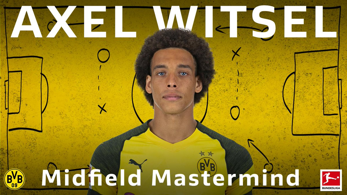 He's played in every Bundesliga game this season and starts again tonight 🐝  Could Dortmund's Midfield Mastermind hold the key this evening? 🔑  @BlackYellow #FCNBVB