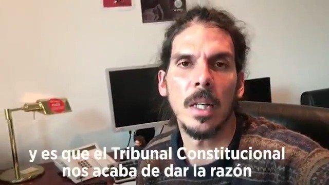 El TC da la razón a Podemos: PP y Cs mintieron e impidieron el debate en el Congreso sobre los derechos laborales