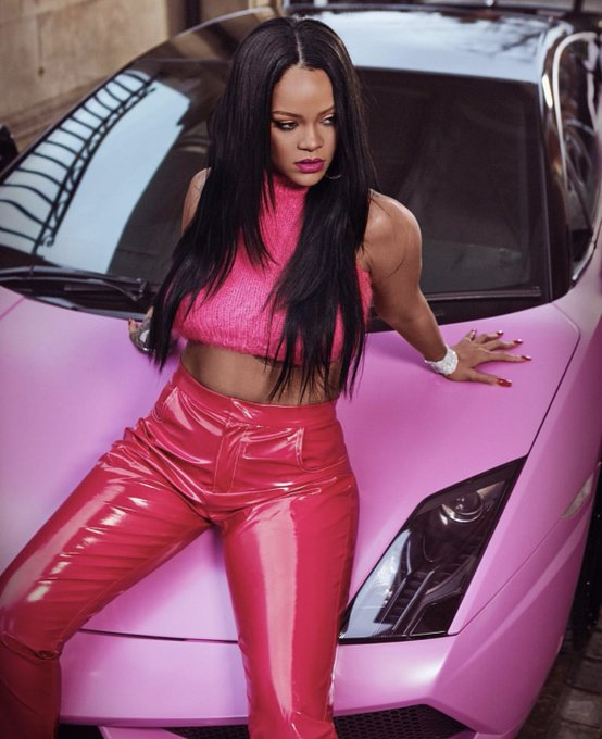 Happy birthday to this beautiful, talented, legendary of a woman we call badgalriri. Love you Rihanna!