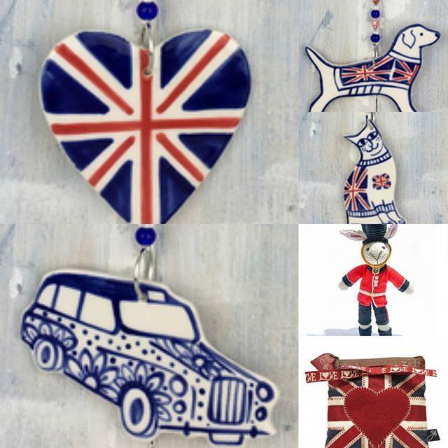#buybritish #buyindependent #ceramics #hangingdecorations #ceramicart #gifts #giftideas #cordeliasgifts #cordeliashouseoftreasures http://bit.ly/2Ww1RPv