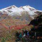 Image for the Tweet beginning: Boulder Glacier, Mount Baker Washington
