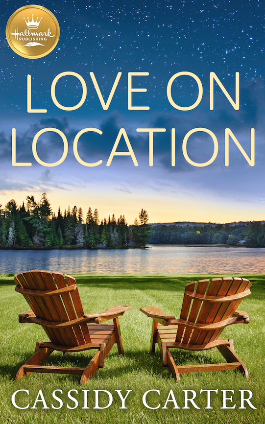Look out for #LoveOnLocation next month in March. Read this book to see if Delaney and Wyatt, longtime friends, can fall in love.