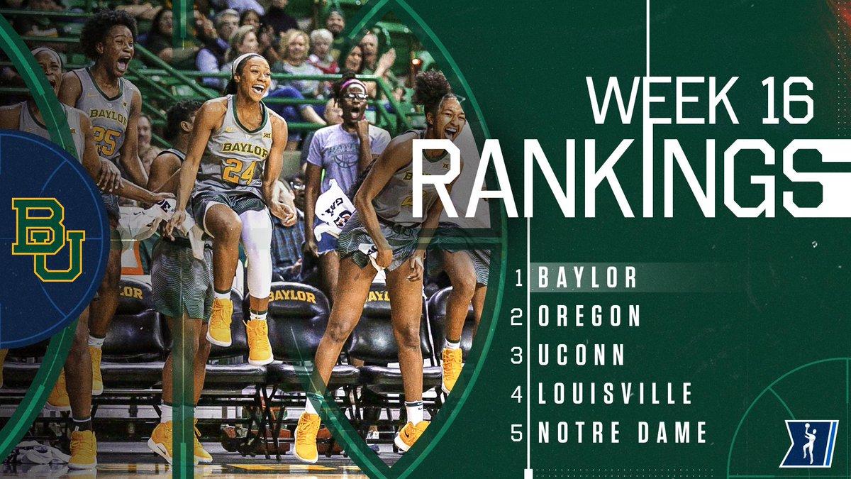 NCAA WBB's photo on AP Poll