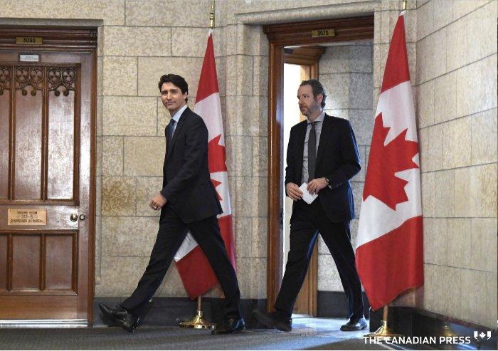 Trudeau's principal secretary, Gerald Butts, resigns https://t.co/5LxQSDcDes #CdnPoli