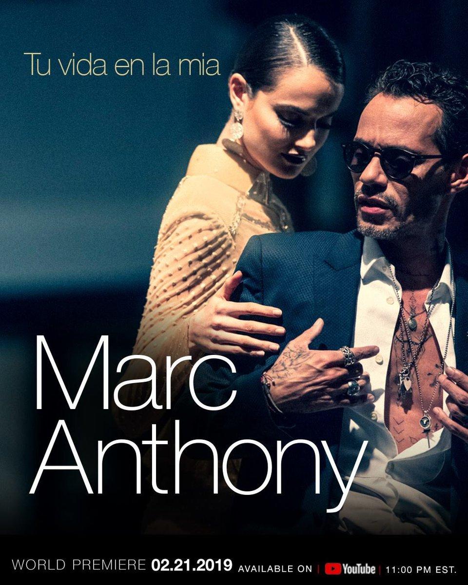 Marc Anthony top tweets
