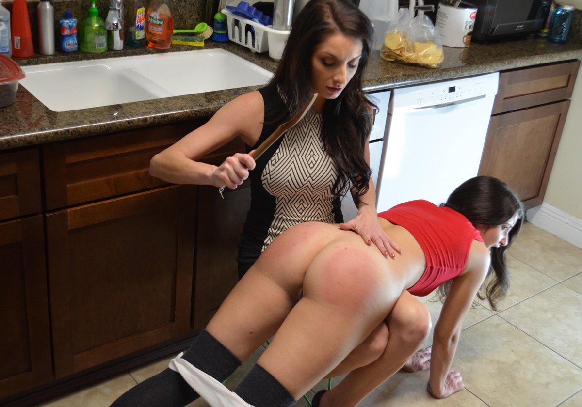 Mckenna recommend best of cf spanking