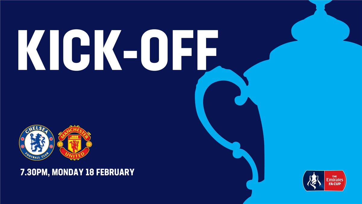 💪 | Kick off at Stamford Bridge!