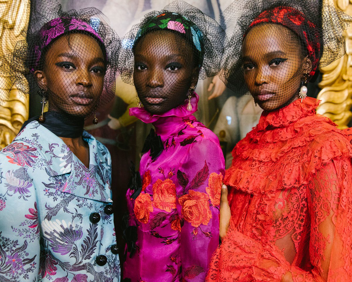 Catch up on what you missed backstage at London Fashion Week: https://t.co/AwsizGRQeB