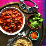 Image for the Tweet beginning: This #meatlessmonday dish is an