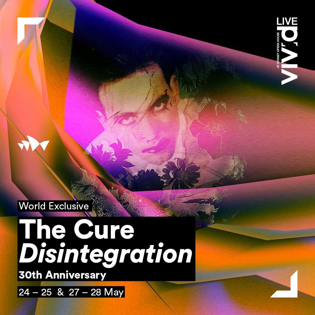 The Cure celebrará los 30 años de Disintegration con gira de conciertos