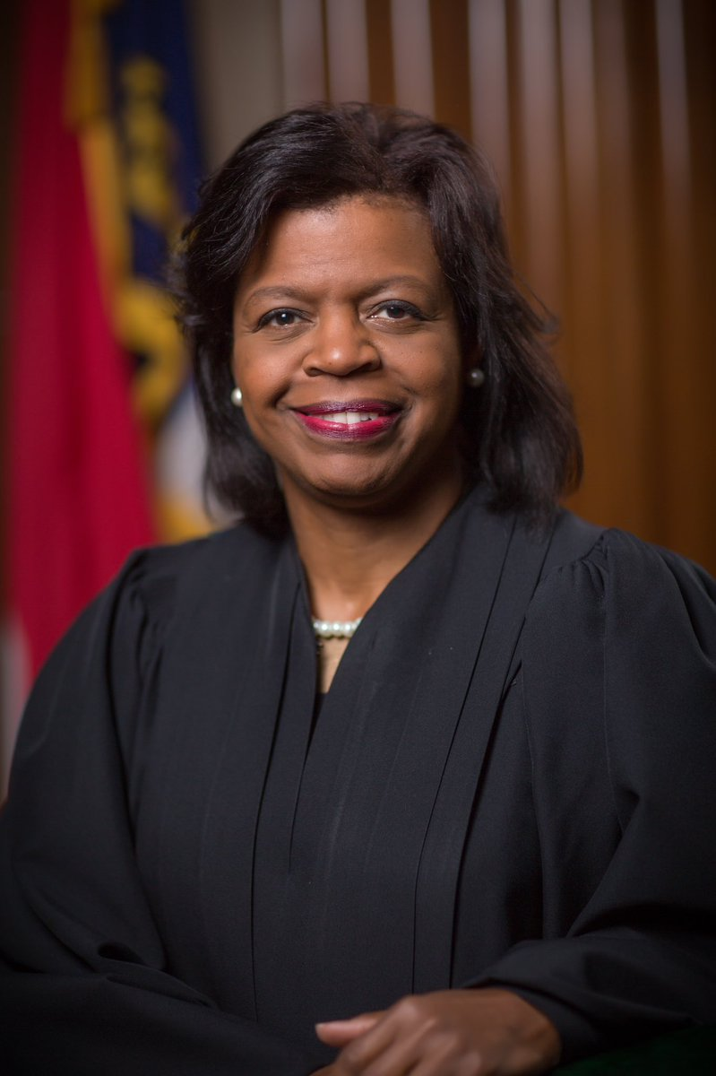 Cheri Beasley has been appointed the next Chief Justice of the North Carolina Supreme Court, making her the first black woman to ever hold the title. #BLACKGIRLSROCK