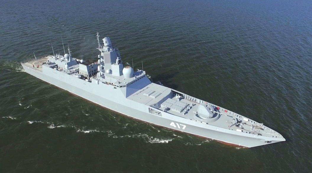 2019 - Aufnahme WMF-PWO > KSRK-BD 3K-96-2 Poliment-Redut Fregatten RLK Poliment | 4 RLS-PFAR 5P-20 32 SUR-BD | 128 MD > KSRK-SD 3K-96-3 Redut Korvetten RLS 5P-27 Furke 12 SUR-SD | 48 MD     SUR | PKR ARGSN 9M96MD Dalnoboj BD - 150km 9M96M    Morskoj  BD - 135km 9M96   SD 9M100 MD