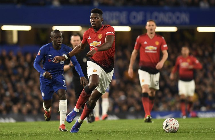 Paul Pogba is now in double figures for goals and assists this season:  13 goals  10 assists  Fantastic output. 🙌🇫🇷