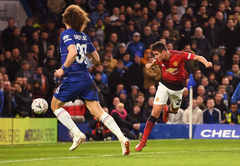 Chelsea vs Manchester United Highlights