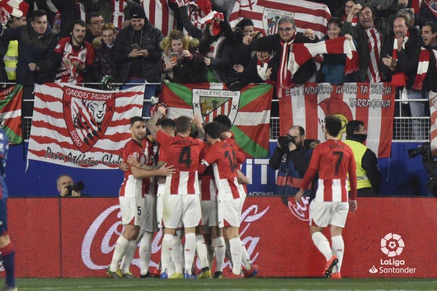 DESCANSO #HuescaAthletic 0-1  ¡Raúl García está marcando la diferencia en El Alcoraz!
