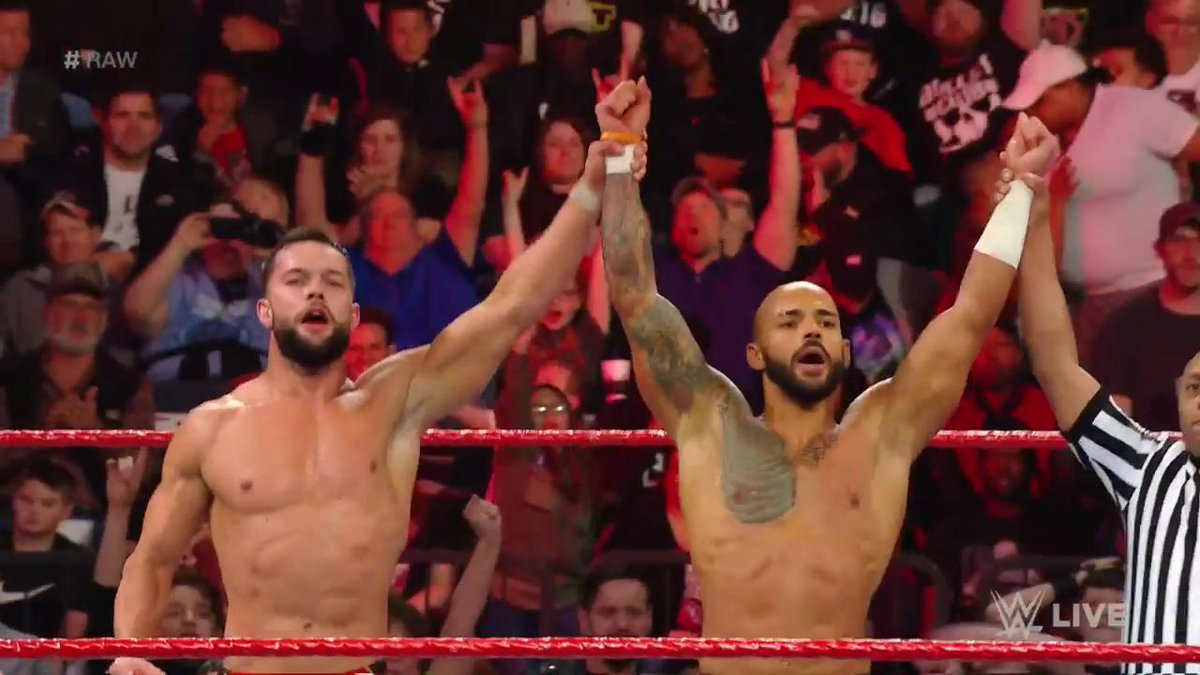 Ricochet Makes WWE RAW Debut Tonight (Photos, Videos)