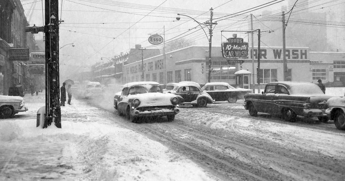 This was the worst winter in #Toronto's history https://bit.ly/2EOoypj