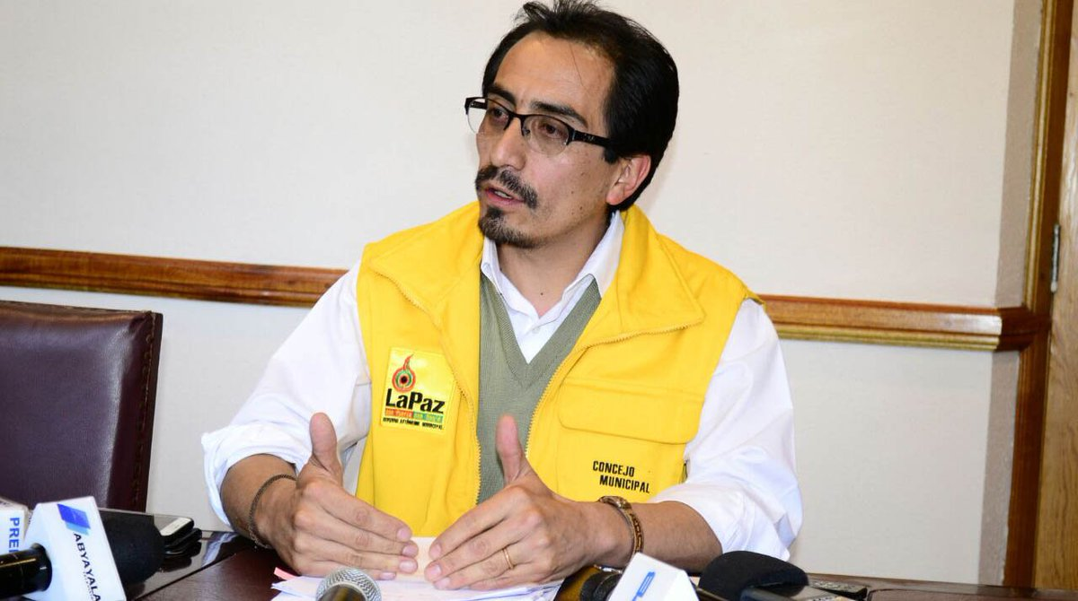 Suspenden a Siñani de Comunidad Ciudadana por vínculo familiar con Tersa  https://t.co/HR3AeTJb7O