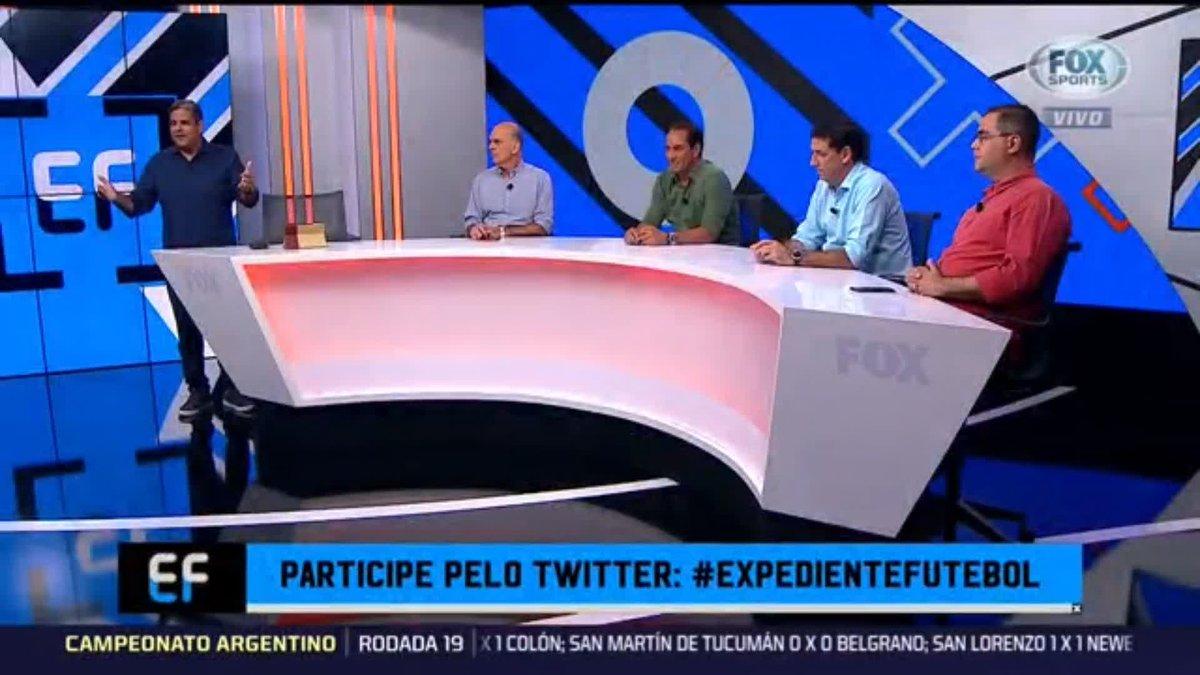 Central FOX Brasil's photo on #ExpedienteFutebol