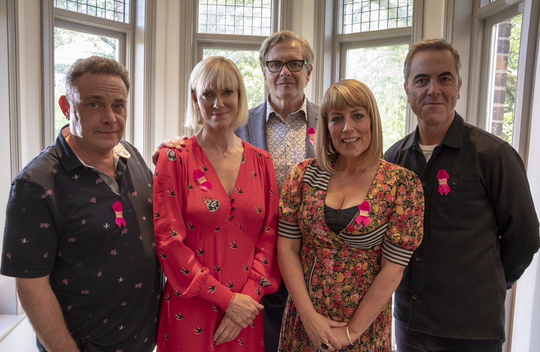 Breast Cancer Care's photo on #ColdFeet