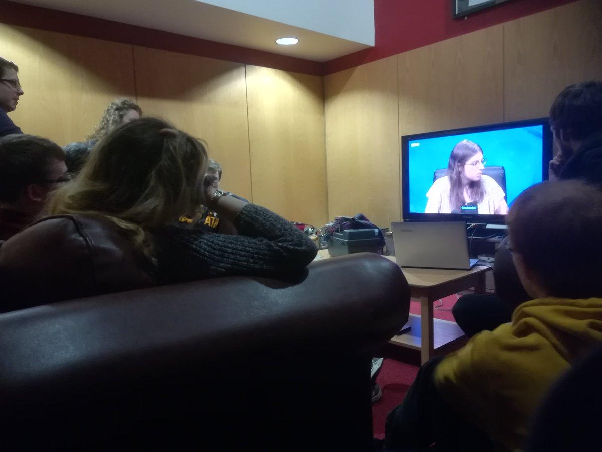 Laura Cooper's photo on #UniversityChallenge