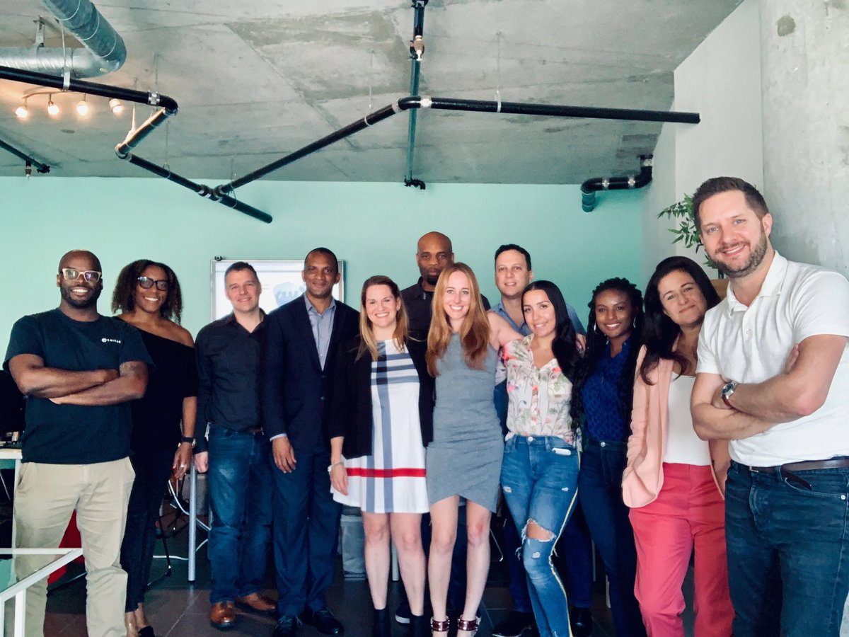 Our US based team in Miami for our monthly #allhands meeting! #facialrecognition #miamitech #womenintech #Latinasintech #proudmoment<br>http://pic.twitter.com/FXhmPvcszV