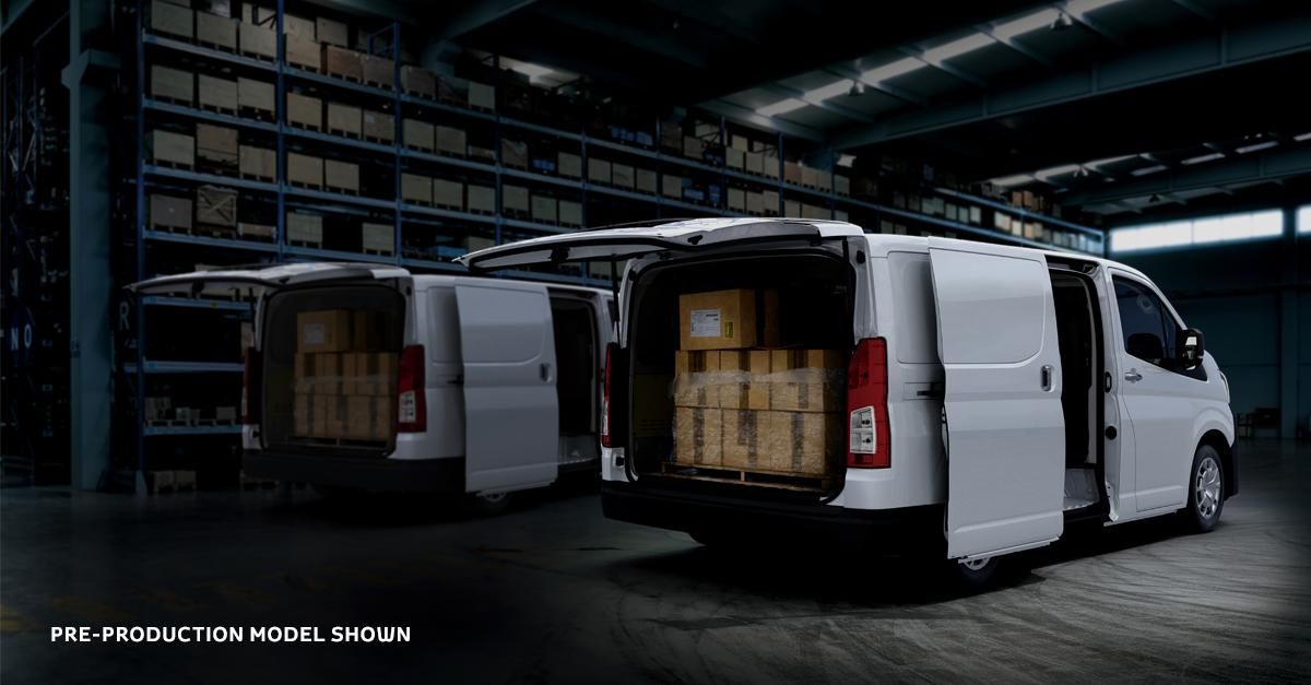 Serving Australians for many years, the ever-reliable HiAce is a staple for any business in motion. Arriving in mid 2019, the next-generation HiAce will feature a powerful new engine, drastically improved performance and advanced safety: http://bit.ly/ToyotaHiAceGlobalRelease …