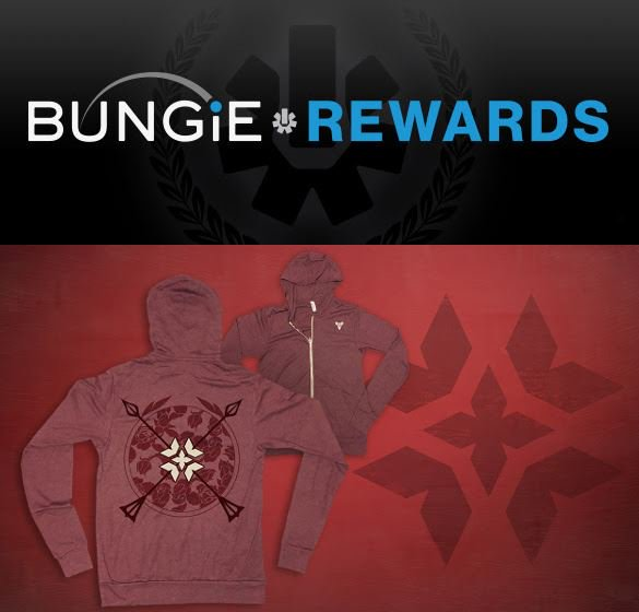 409bdb5b846b ... Lightweight Hoodie via Bungie Rewards. Purchases made will support  Make-A-Wish and  bungielove. ...