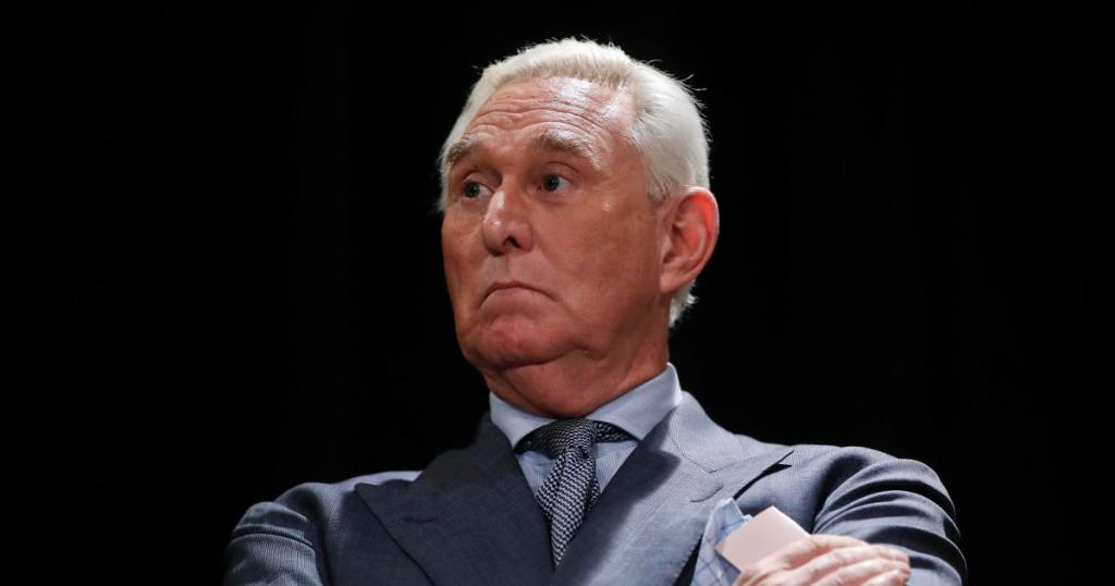 Roger Stone deletes Instagram post that showed judge overseeing his criminal case next to apparent crosshairs symbol  https://t.co/KMxZkE5NPw