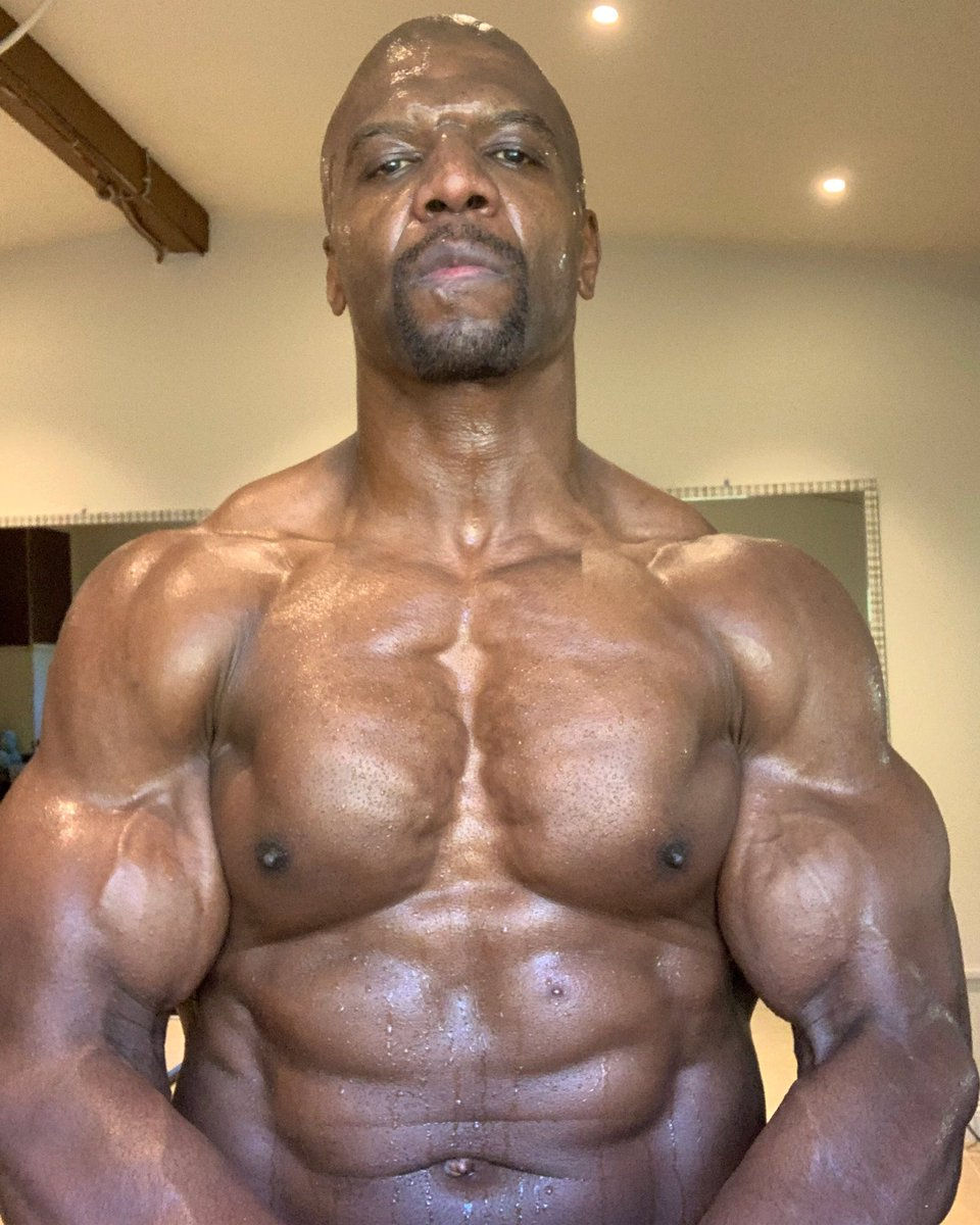 Love hewitt terry crews naked body