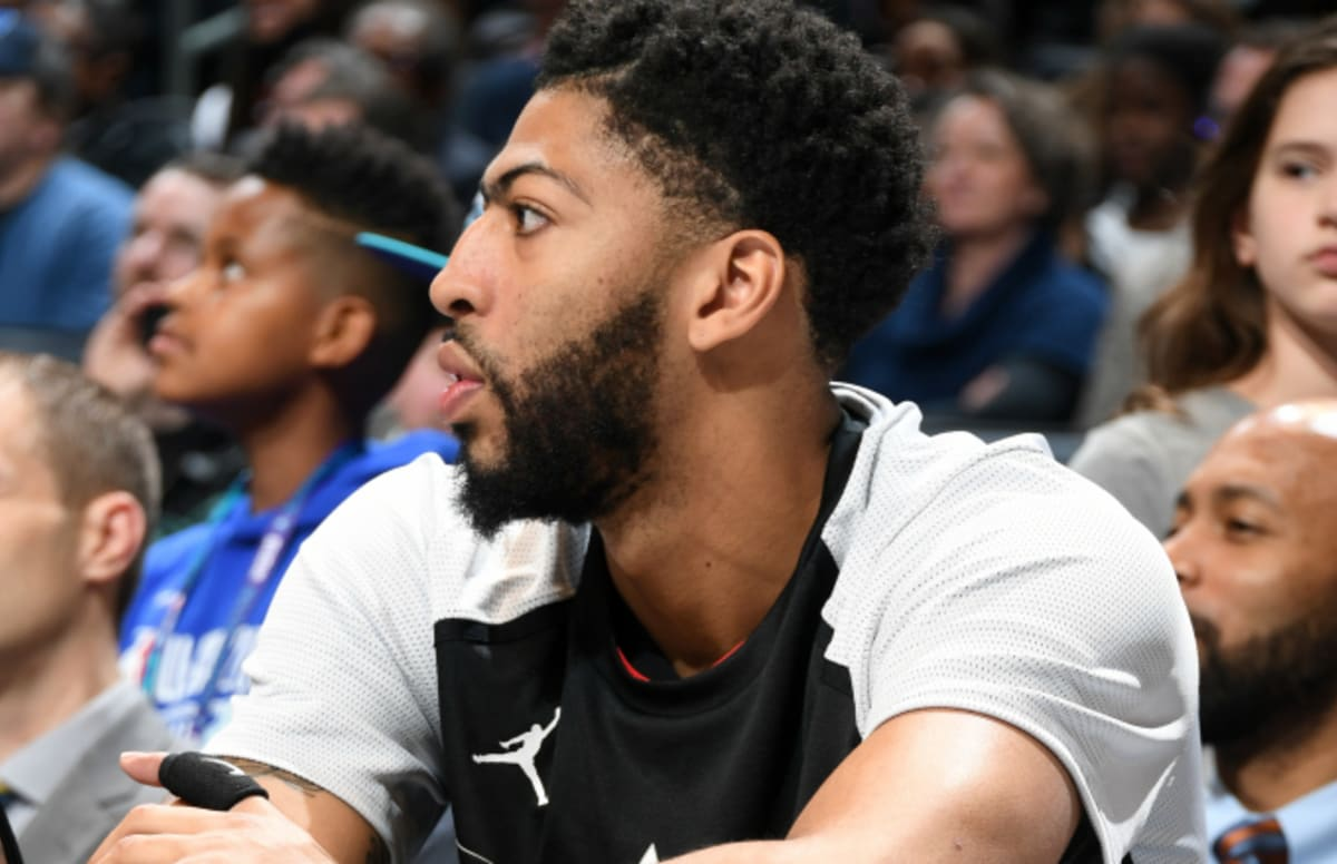 Anthony Davis may have played his last game as a Pelican, sources say. https://trib.al/NYNT9yo