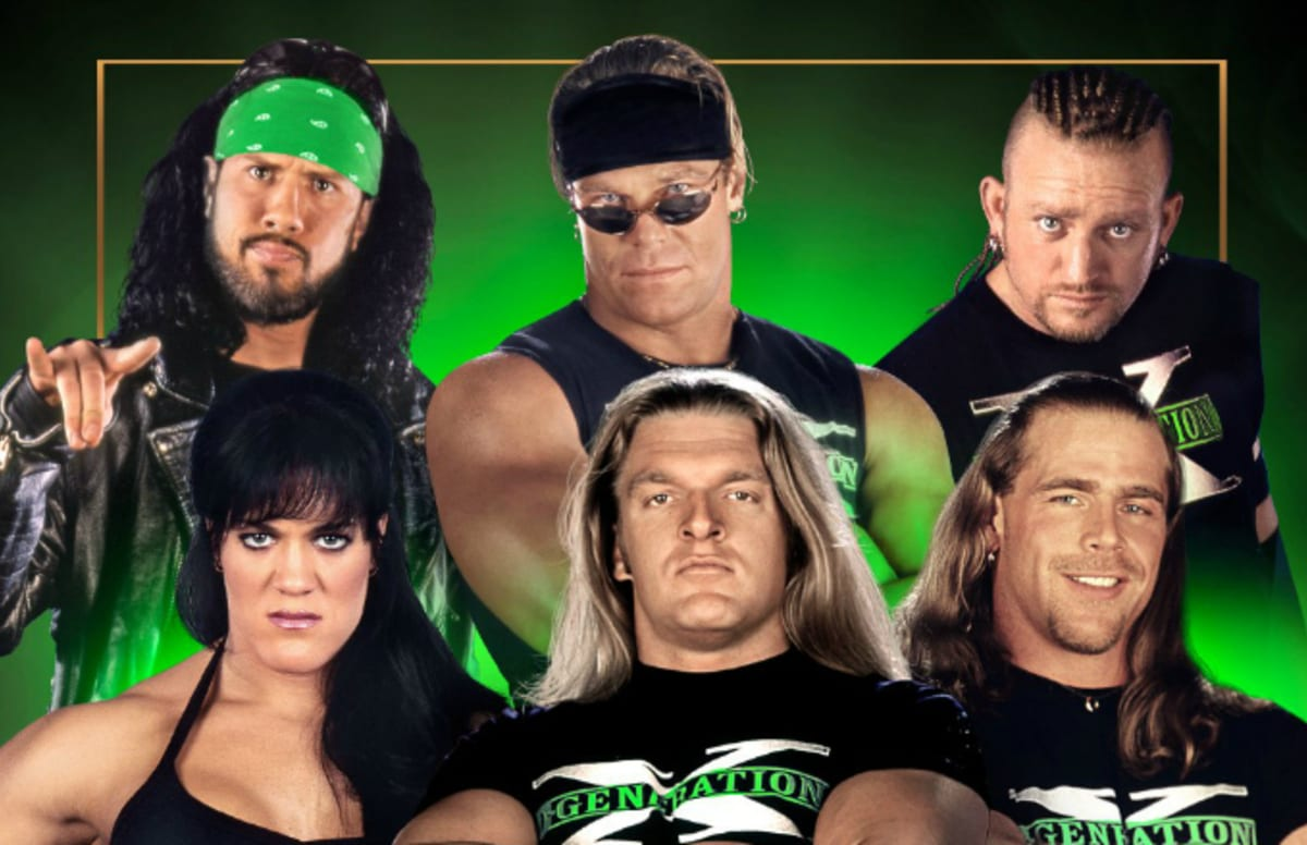 D-Generation X to be inducted into WWE Hall of Fame. https://trib.al/1oG3VlL