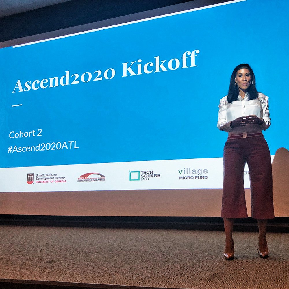 Ascend 2020 is a 6-month pre-accelerator designed to scale and launch high-growth minority and/or female led startups in the Atlanta area.    #ascend2020 #startups #tech #buildsomethingfromnothing #atl https://techsquare.co/