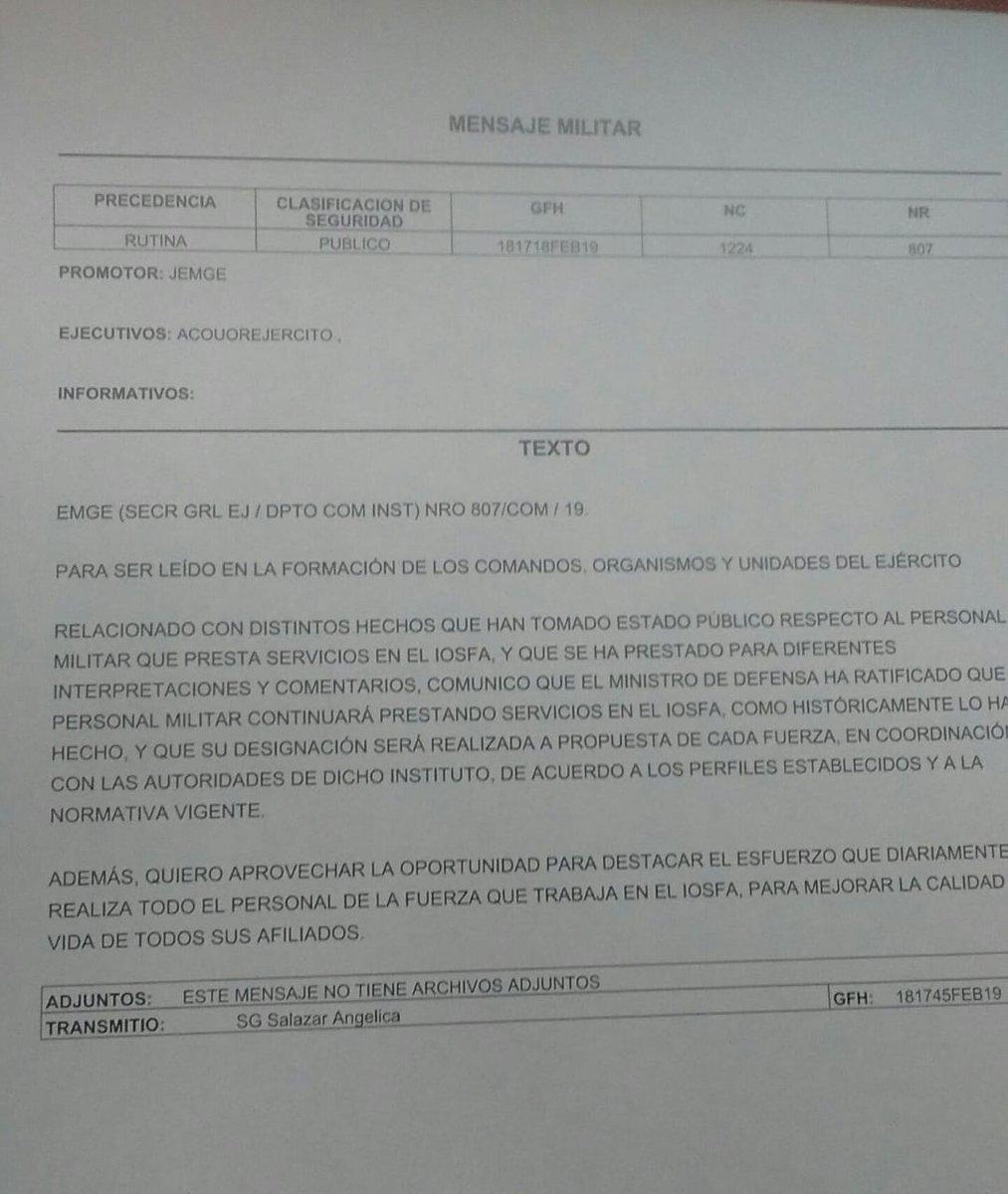 Ministerio de Defensa (comunicados) - Página 38 DzuT1EOX4AArcKt