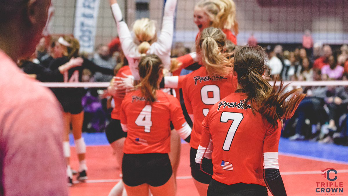 Nebraska Premier works way to 12 Elite, 15 Elite titles at TC NIT.  STORY: http://bit.ly/2TRMC1v