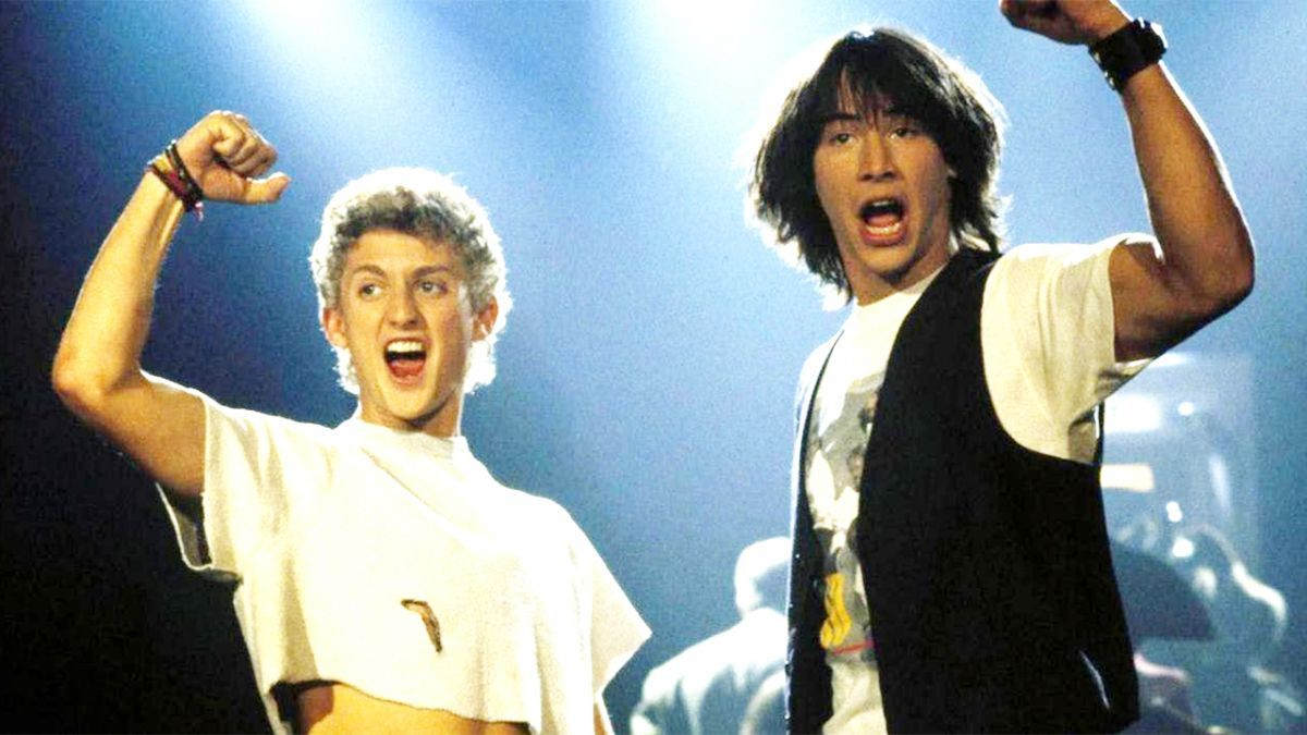 'It really was quite a beautiful experience' - The story of how #BillAndTedsExcellentAdventure became a cult classic  https://t.co/ljiyjJFNZb
