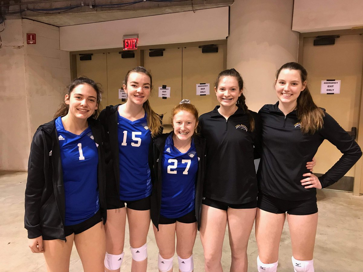 Congratulations to Bella, Ava, Elsie, Katy, Elyse, and all of our Xavier athletes on their Presidents Day finishes! Over 50 athletes are playing club this year!