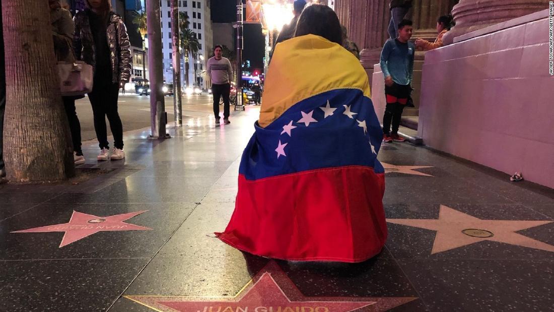 President Trump is sending humanitarian aid to Venezuela. Venezuelans in the US say they need help, too https://cnn.it/2DSyO0c