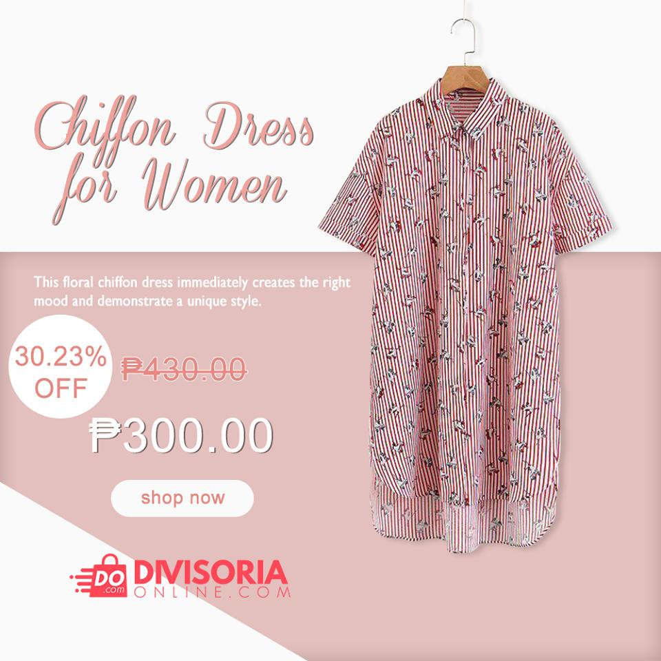 e3b7da5385ab95 Shop at Divisoria Online for more fashionable dresses at very affordable  price. Click here for more details  http   bit.ly 2IhpeJH  sale   womenfashion ...