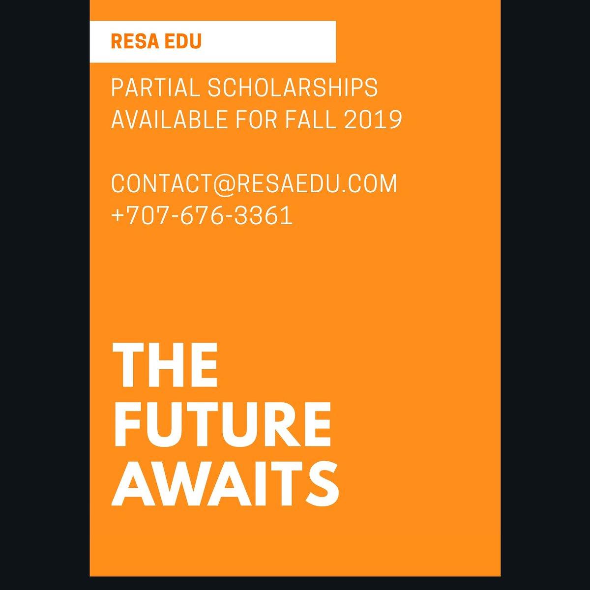 Offering partial #scholarships in universities in the #US. DM us now for more information. #البحرين #السعودية #قطر #الامارات #الكويت #اليمن #عمان #لبنان #الاردن #سوريا #العراق #مصر