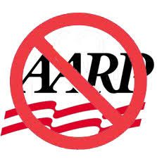 @AARP is now run by a bunch of lackey Conservative Corporate hacks making money off of seniors .. they use to be an advocacy organization now they're solely  a GRIFTING operation #BoycottAARP