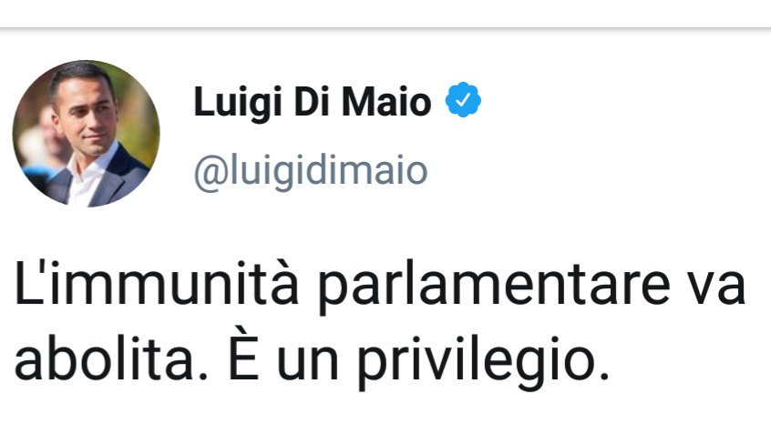 24 Giugno 2014. Sarete ricordati come il più grande bluff della storia italiana. #PiattaformaRousseau #Salvini #Diciotti #Rousseau #19febbraio