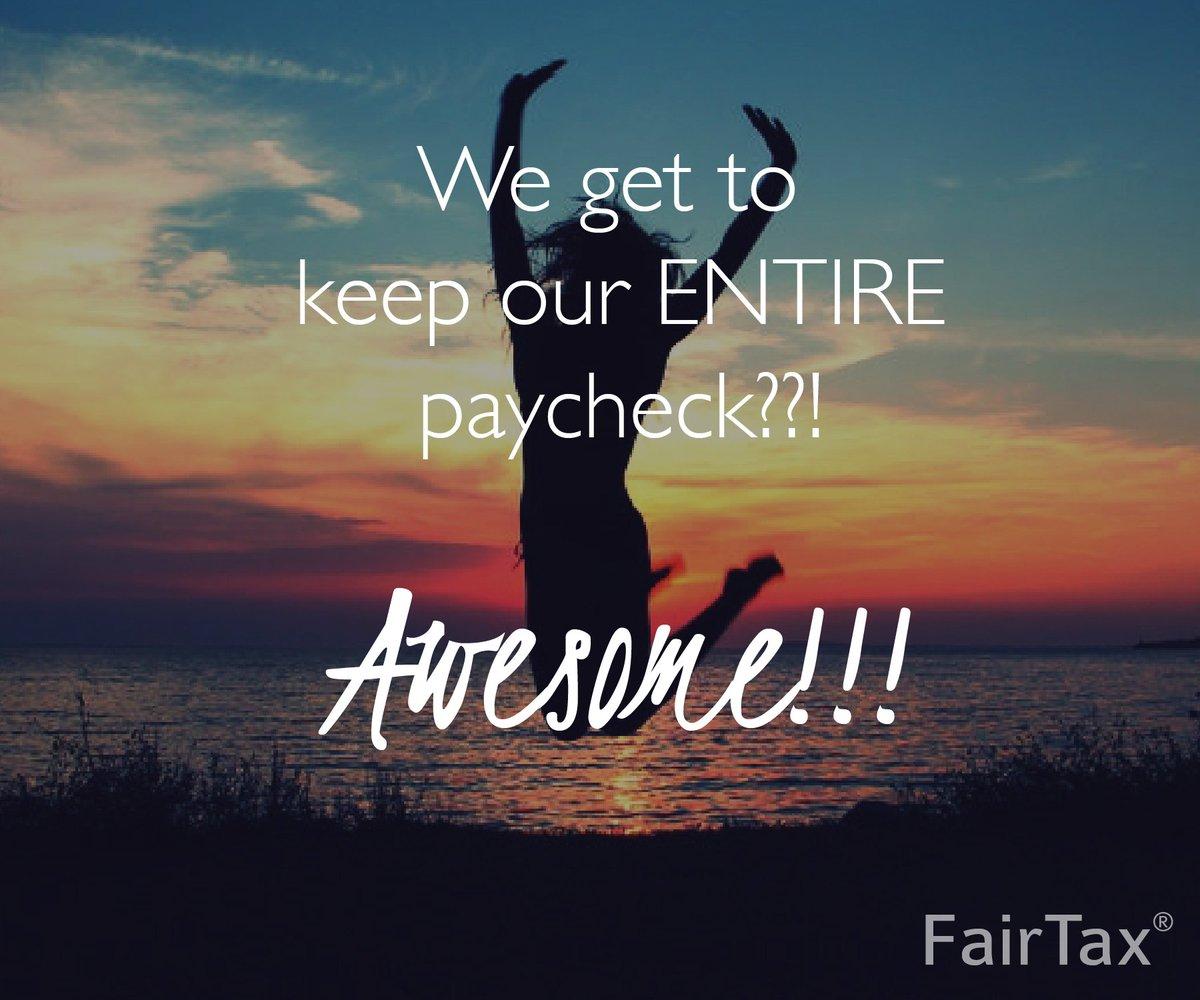 No other #TaxReform does this.   http:// FAIRtax.org/about/how-fair tax-works  …  to learn more.  Urge these candidates to support #FAIRtax  @JoeBiden @ewarren  @BernieSanders  @AndrewYang @TulsiGabbard  @KamalaHarris  @PeteButtigieg  @realDonaldTrump @Mike_Pence<br>http://pic.twitter.com/RxVJVoPjOB