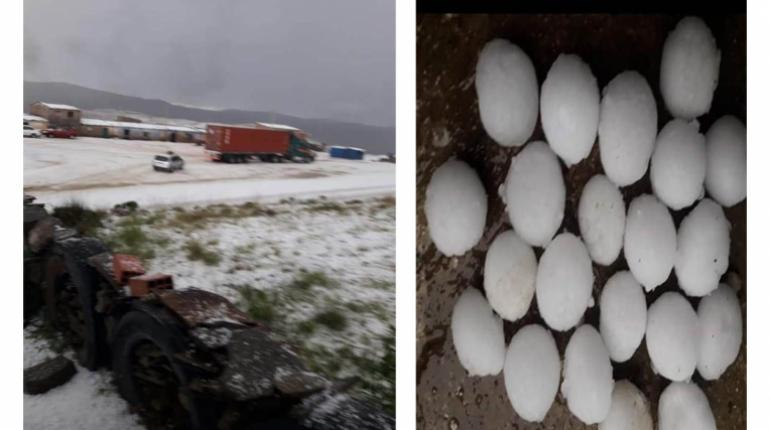 Reportan daños agrícolas por lluvias y granizada en Bolívar y Tapacarí  https://t.co/fLoAmnOBvx