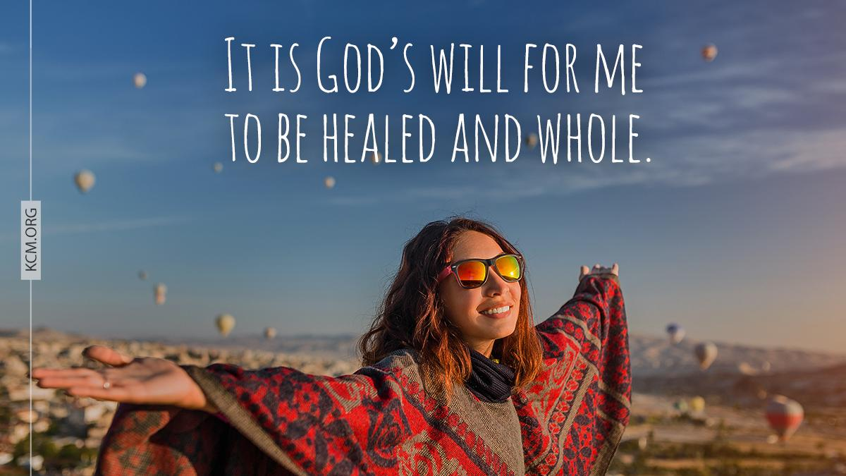 Resolve this in your mind today. It is definitely God's will for you to be healed and whole. #BVOV #behealed