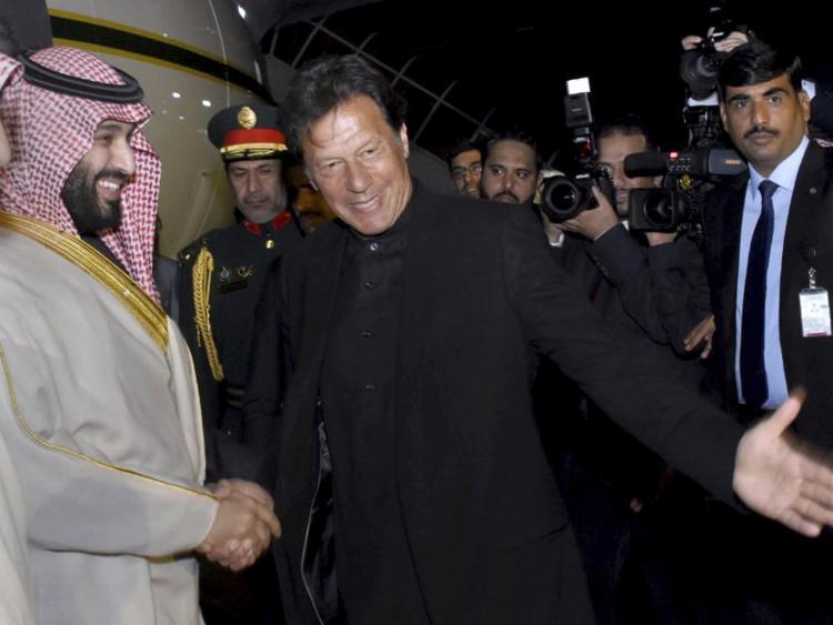 Saudi Crown Prince wins hearts in Pakistan  https://t.co/t5kAKXPl5S
