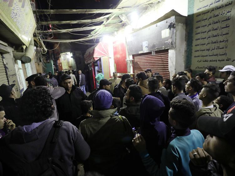 Cairo suicide blast leaves two policeman dead  https://t.co/PzO27DPiBU